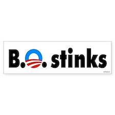 B.O. Stinks! Bumper Bumper Sticker