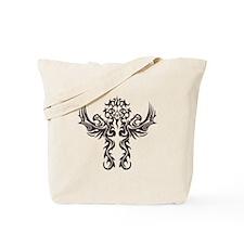 Tribal Lion Tote Bag
