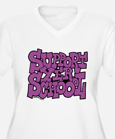 Support Yer Schoool T-Shirt