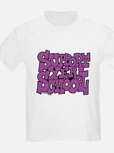 Support Yer Schoool T-Shirt