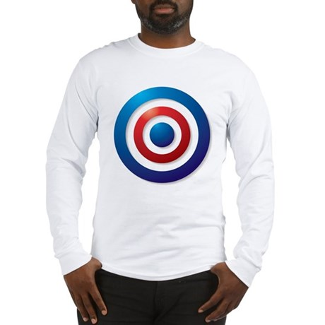 British Bullseye Long Sleeve T-Shirt