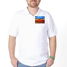 Funny Acrylics T-Shirt