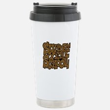 Support Yer Schoool Travel Mug