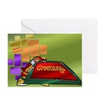 Holiday Greetings Greeting Cards (Pk of 10)