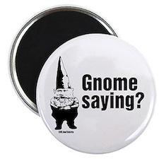Gnome Saying? Magnet
