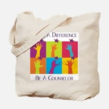 Difference Counselor Tote Bag