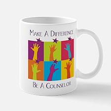 Difference Counselor Mug