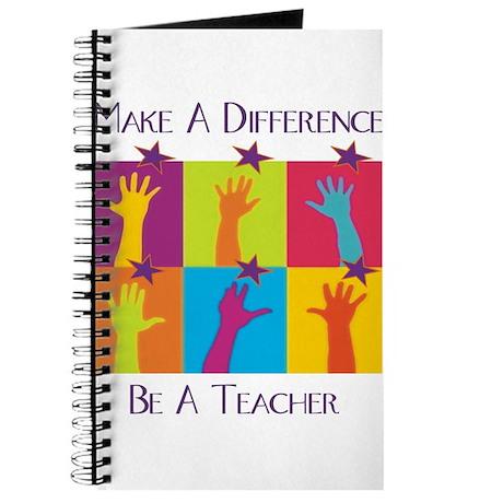 Difference Teacher Journal