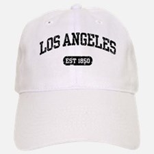 Los Angeles Est 1850 Baseball Baseball Cap