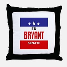 Bryant 06 Throw Pillow