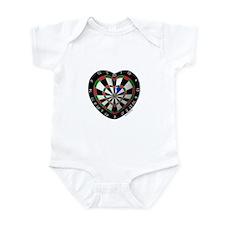 Dart Love 2 Infant Bodysuit