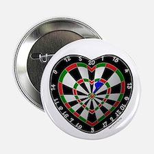 """Dart Love 2 2.25"""" Button (10 pack)"""