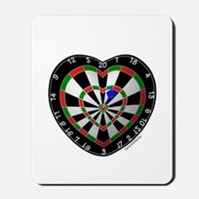 Dart Love 2 Mousepad