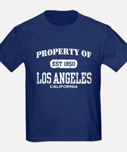 Property of Los Angeles T