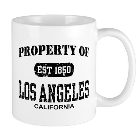 Property of Los Angeles Mug