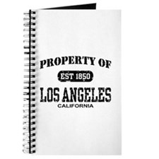 Property of Los Angeles Journal