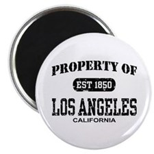 Property of Los Angeles Magnet