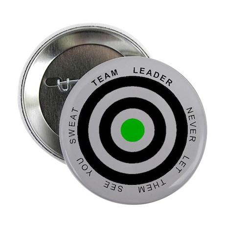 """Team Leader (G) 2.25"""" Button"""