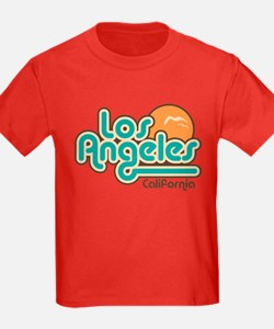 Los Angeles California T