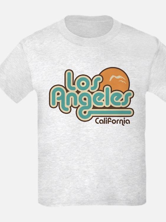 Los angeles raiders kid 39 s clothing los angeles raiders for Los angeles california shirt