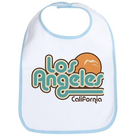 Los Angeles California Bib