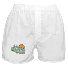 Los Angeles California Boxer Shorts