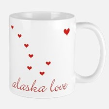 Alaska Love Small Small Mug