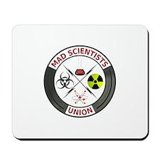 Mad Scientist Union Mousepad