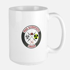 Mad Scientist Union Ceramic Mugs