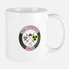 Mad Scientist Union Small Mugs