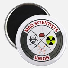 Mad Scientist Union Magnet