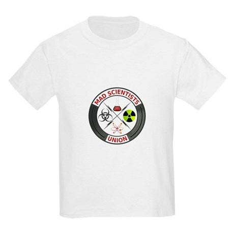Mad Scientist Union Kids Light T-Shirt