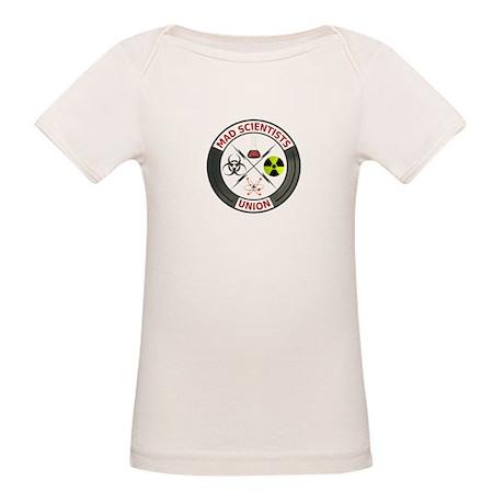 Mad Scientist Union Organic Baby T-Shirt