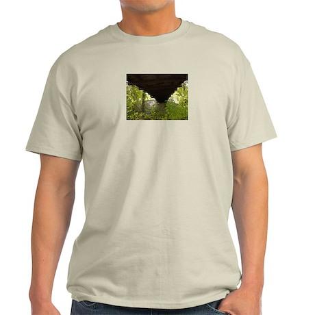under A bridge Ash Grey T-Shirt