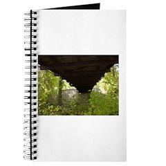 under A bridge Journal