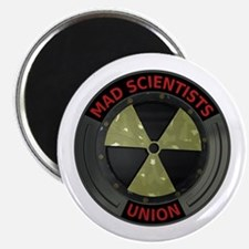 Mad Scientist Union Radioacti Magnet