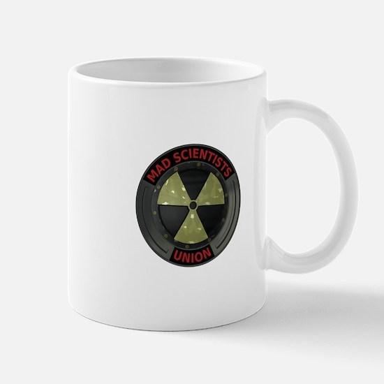 Mad Scientist Union Radioacti Mug