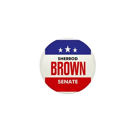 Brown 06 Mini Button (10 pack)