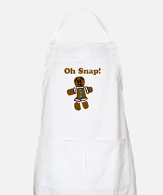 Oh Snap! Gingerbread Man BBQ Apron
