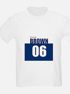 Brown 06 Kids T-Shirt