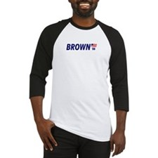 Brown 06 Baseball Jersey