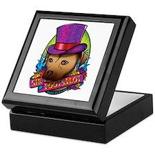 Sir Pootsalot Keepsake Box