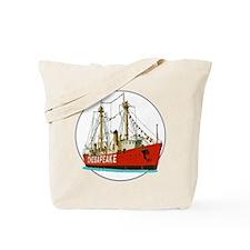 The Lightship Chesapeake Tote Bag