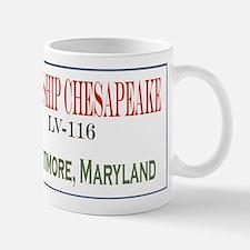 Cute Lighthouses maryland Mug