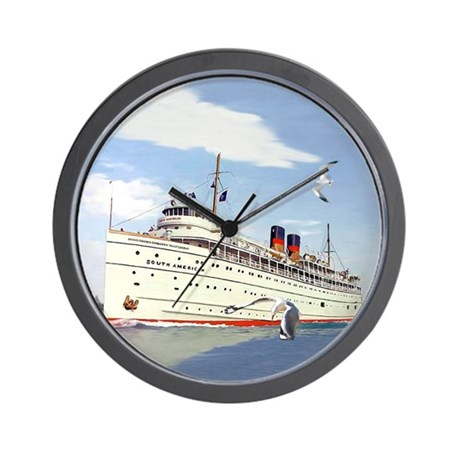 The SS South American Wall Clock