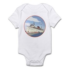 The SS South American Infant Bodysuit