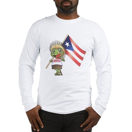 Boricua Long Sleeve T-Shirt
