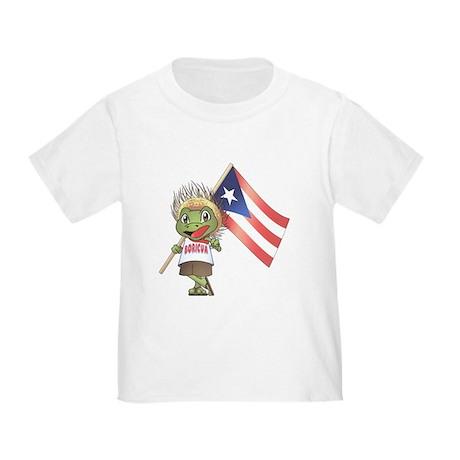 Boricua Toddler T-Shirt