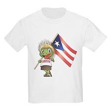 Boricua Kids T-Shirt