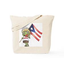 Boricua Tote Bag